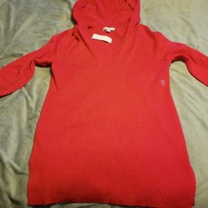 Sweaters - Hooded new york & company sweater size S